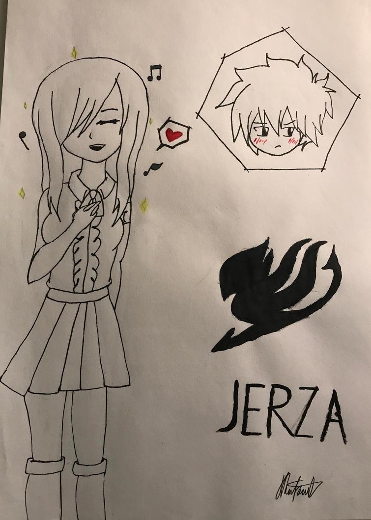 Jerza by JRIlovesmanythings