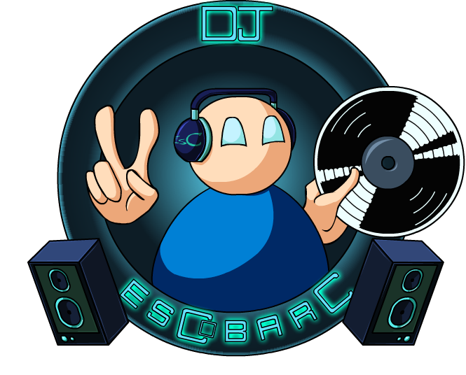 comission dj escobar s logo by thexaviex on deviantart