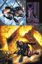 Psylocke from X-Men Unlimited