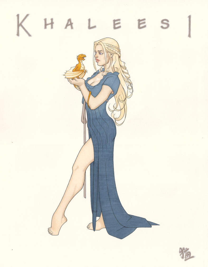 Dany by RickMays