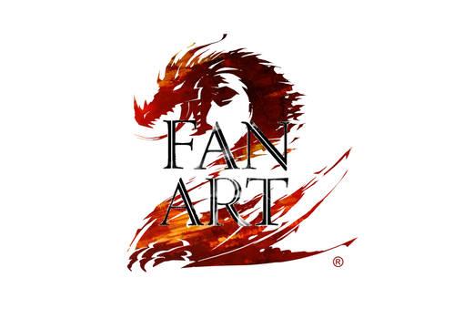 Fan Art Logo - Two Lines