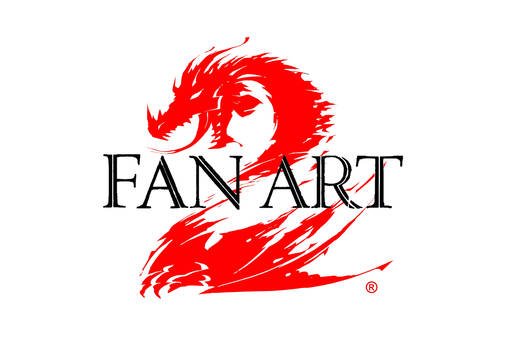 Fan Art Logo - Two Color