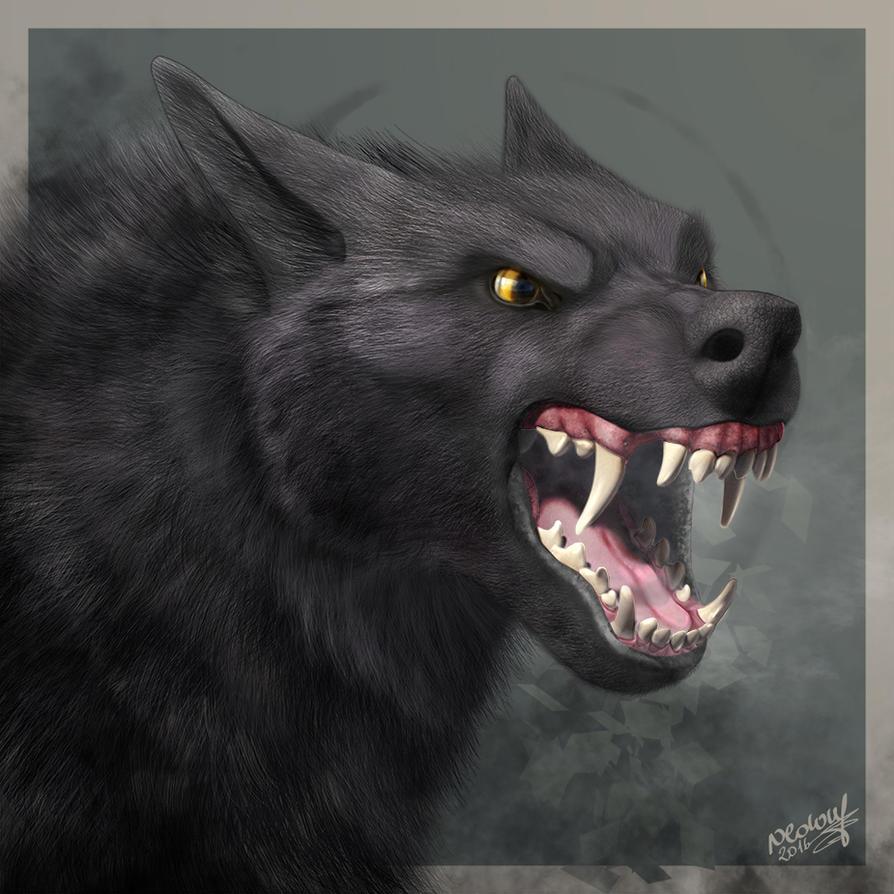 Neo Portrait by neowolf
