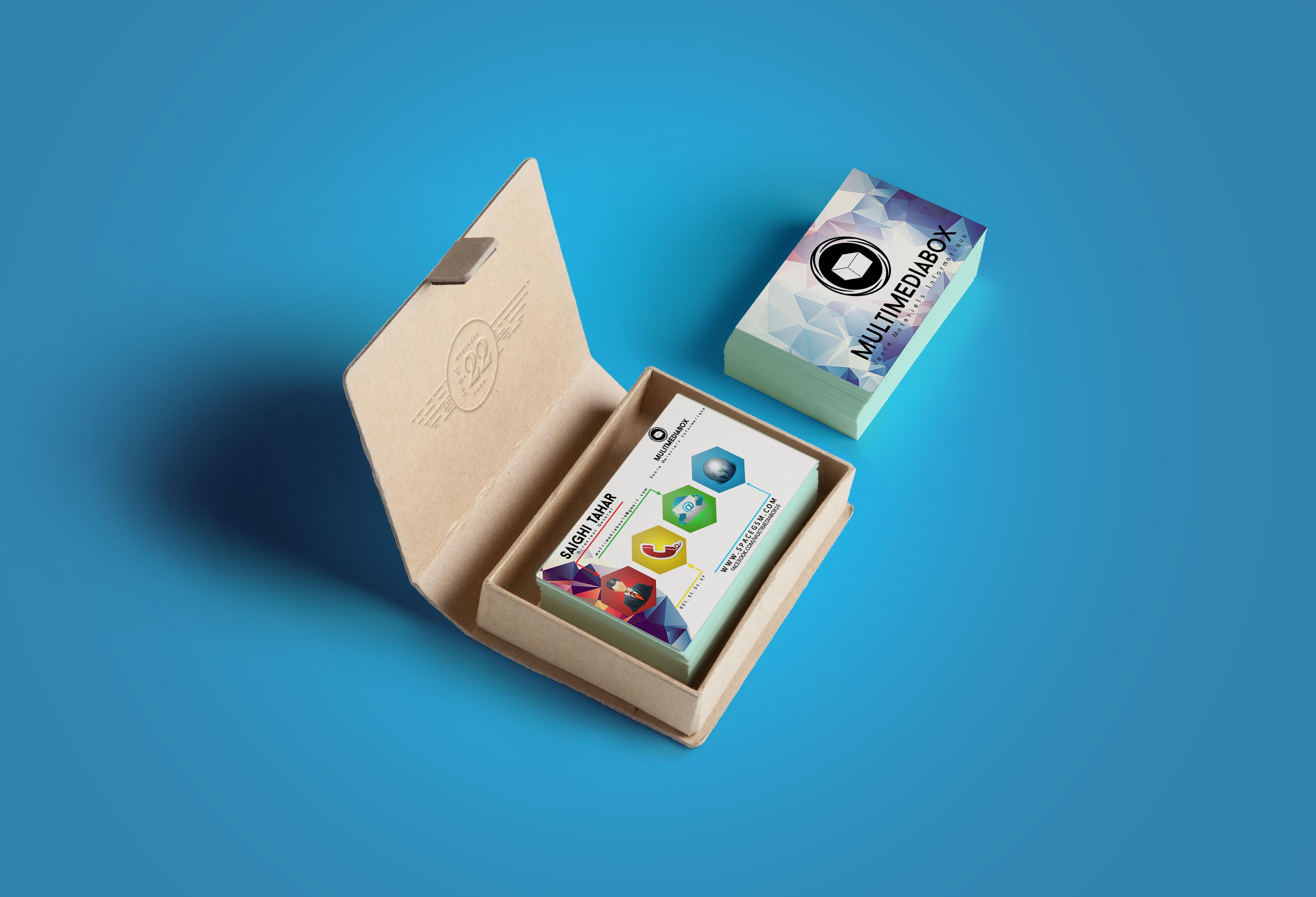 Mock-UP Business Card MULTIMEDIA BOX by DESiGN-STUD on DeviantArt