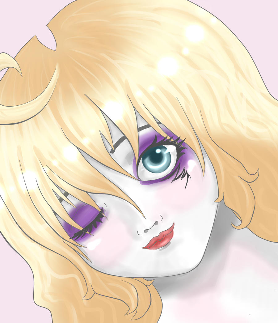 Doll Like by WafflesIsLove