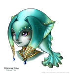 Princess Ruto portrait by twilightzant