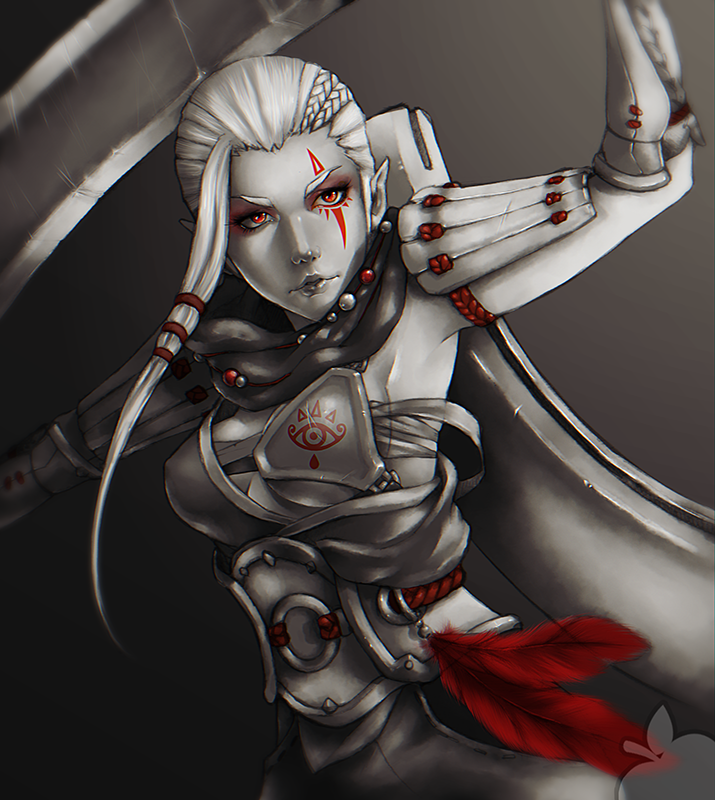 Impa by twilightzant