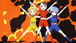 Mitsuboshi Colors Wallpaper (1080p)