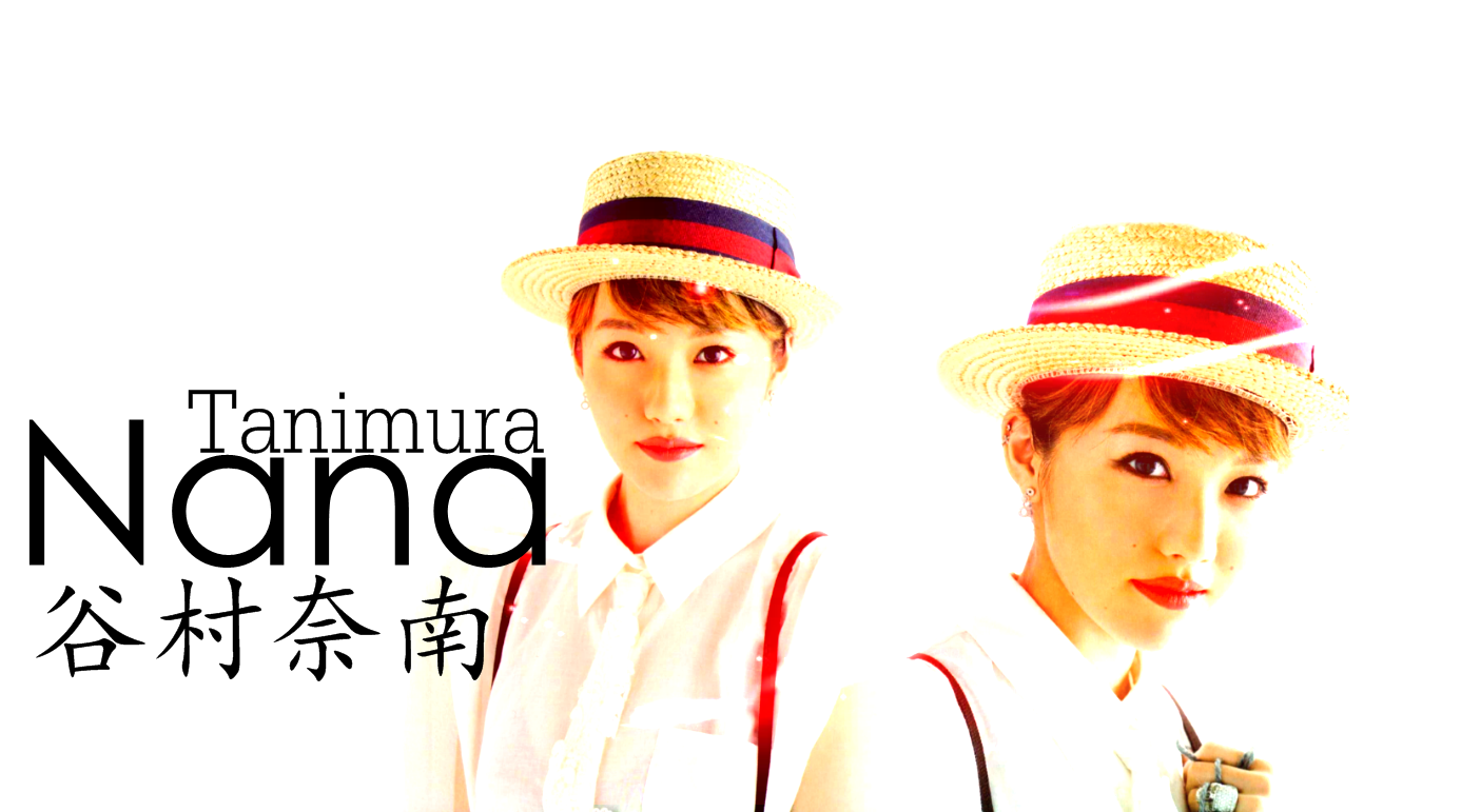 Tanimura Nana Wallpaper by Shirachiya