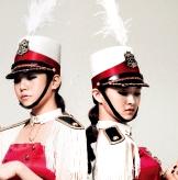 Bang avatar: Lizzy and Eyoung by Shirachiya