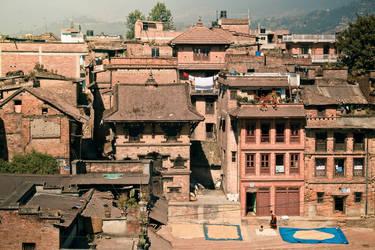 Bhaktapur by kulesh