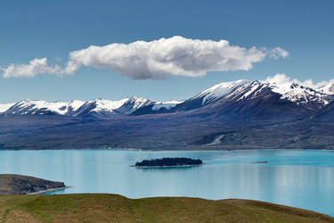 Tekapo by kulesh