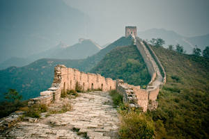 Great Wall of China by kulesh
