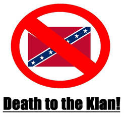 Death to the Klan