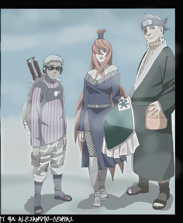 [Naruto] Mizukage Team_Mizukage_by_kurouku