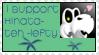 Support Hinata-teh-left stamp by kurouku