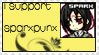 Support Sparxpunx by kurouku