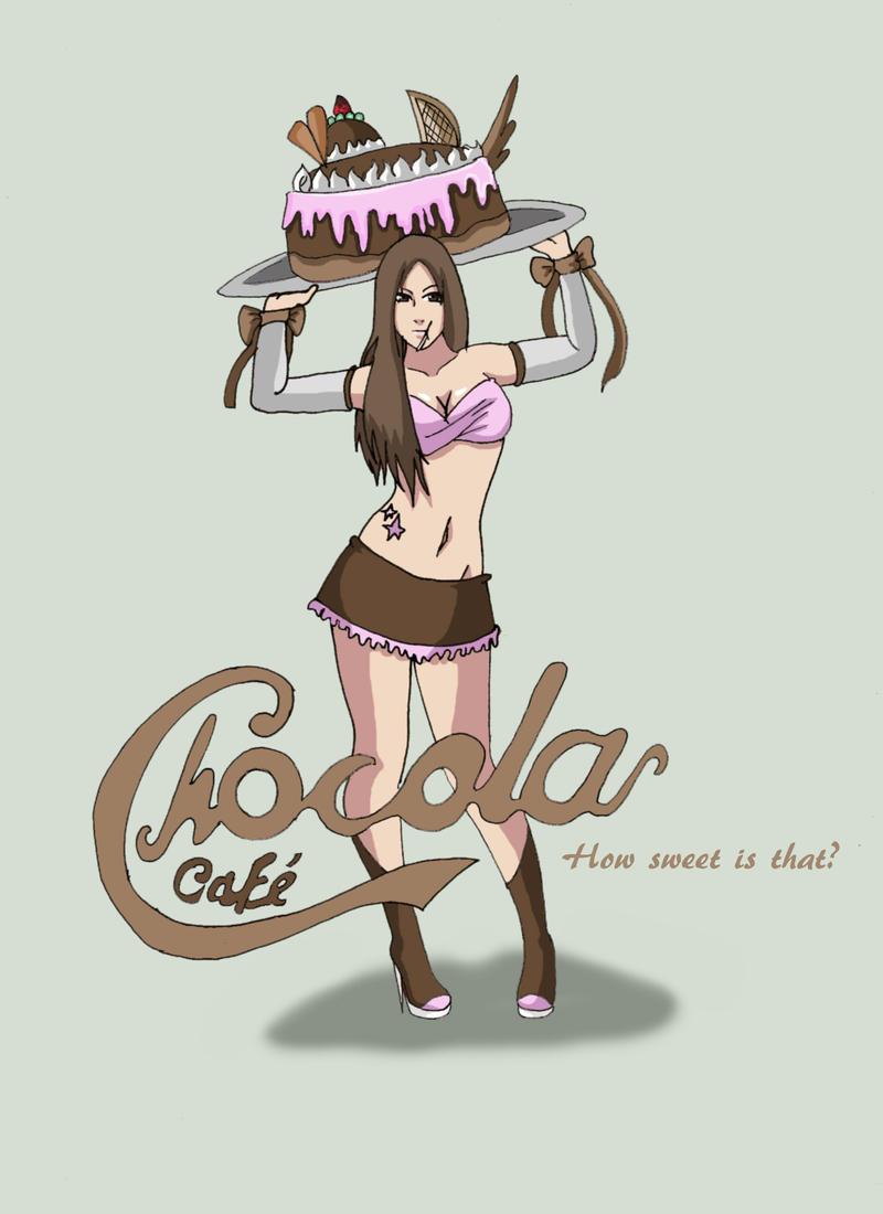 Chocola Cafe ID by kurouku