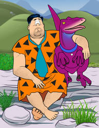 Fred and Dino