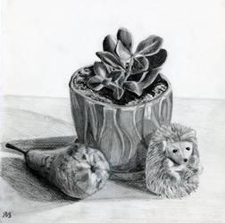 Growing by BeatryczeNowicka