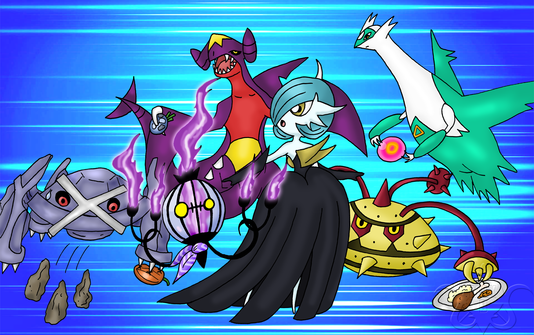 Pokemon Showdown Team ...