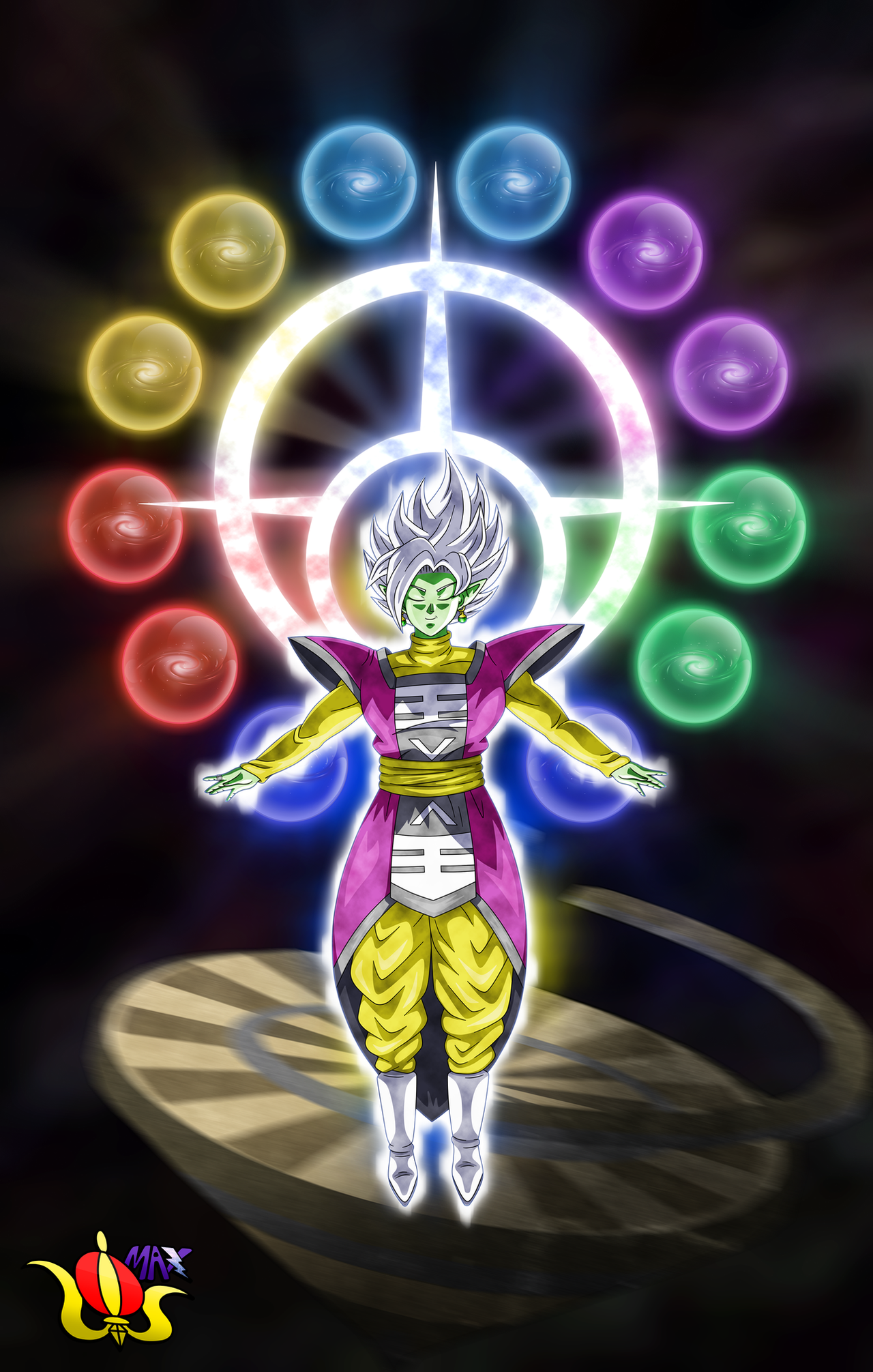 Whis Or The Grand Priest Are So Strong That Not Even