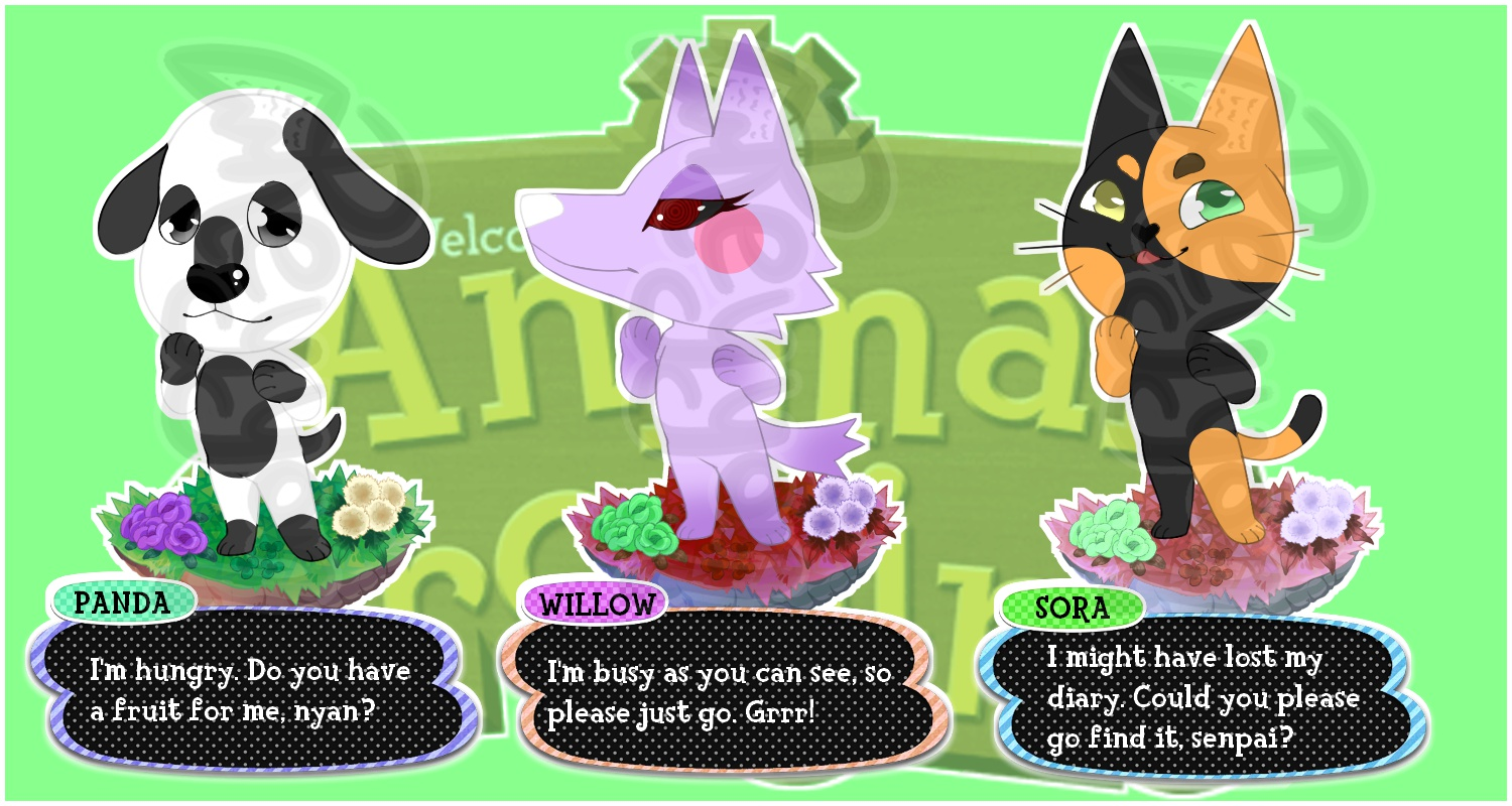 Animal Crossing Adopts 2 Closed By Reyyon On Deviantart