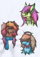 Dragon Headshot Adopts (open)