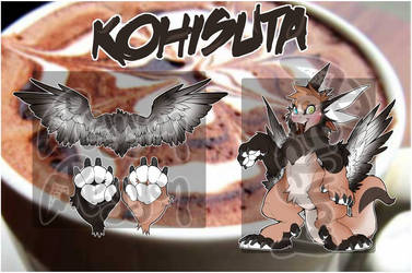 Kohisuta Drink Adopt Custom (closed)