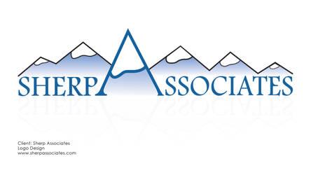 Sherp Associates Logo Design by draginchic