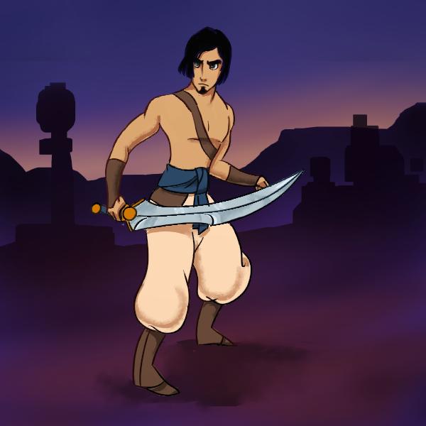 Mashup: Prince of... by art-anti-de