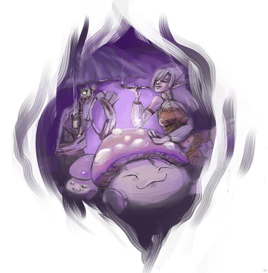 Runes of Magic Contest by art-anti-de