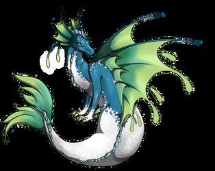 Siren Dragon