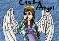 CrazyAngel Icon by ZeCrazyAngel