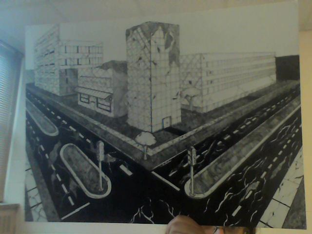 art futuristic cities - photo #49