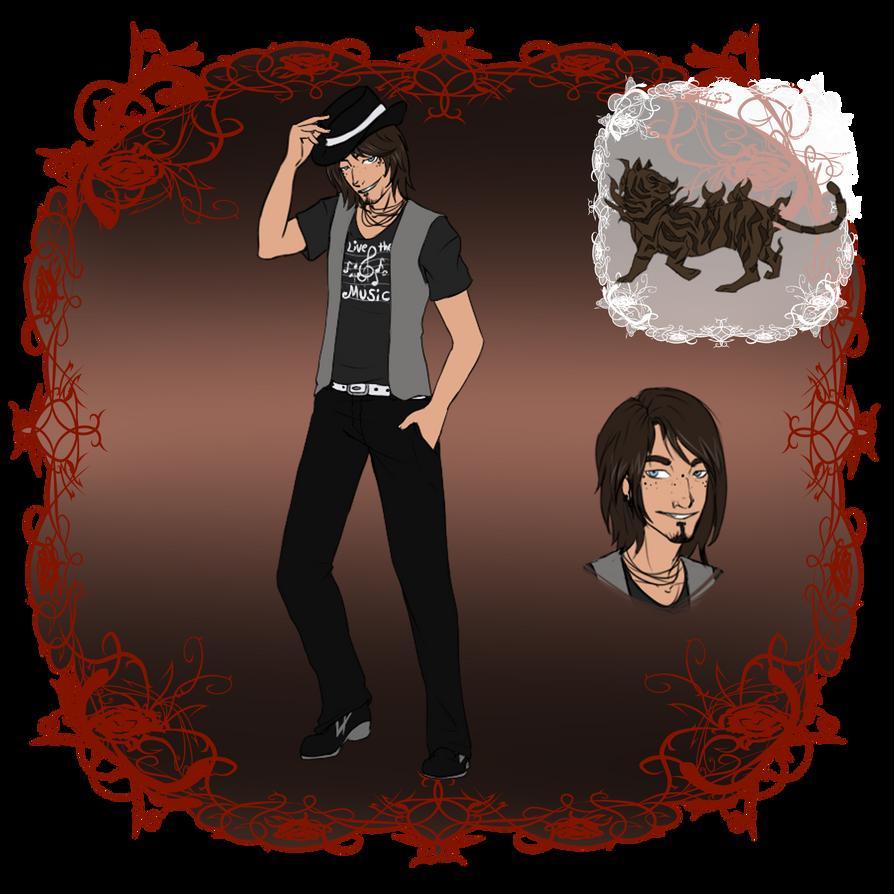 Werewolf - Zen Yamachiche Zen_yamachiche_by_zecrazyangel-da8wlx6