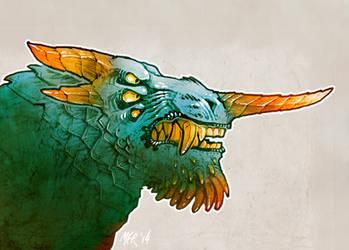 Goblinshark by Radioactive-Insanity