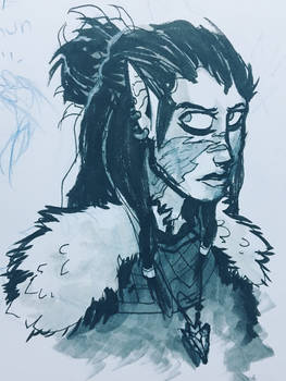 Jayanna, Ice Sorcerer