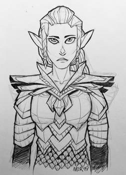 Ravera of the Shadowfell