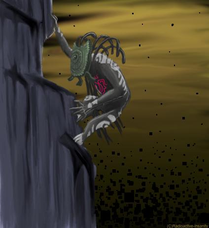 Twili Monster by Radioactive-Insanity