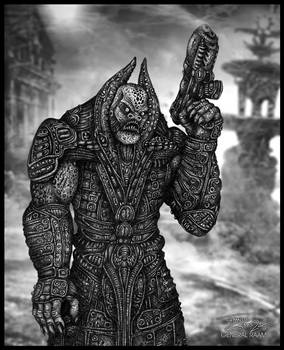 Gears of War : General Raam