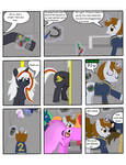 Fallout Equestria: THDC Issue 1 Page 2
