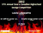 2012 Sears High School Design Comp 'Inspirati