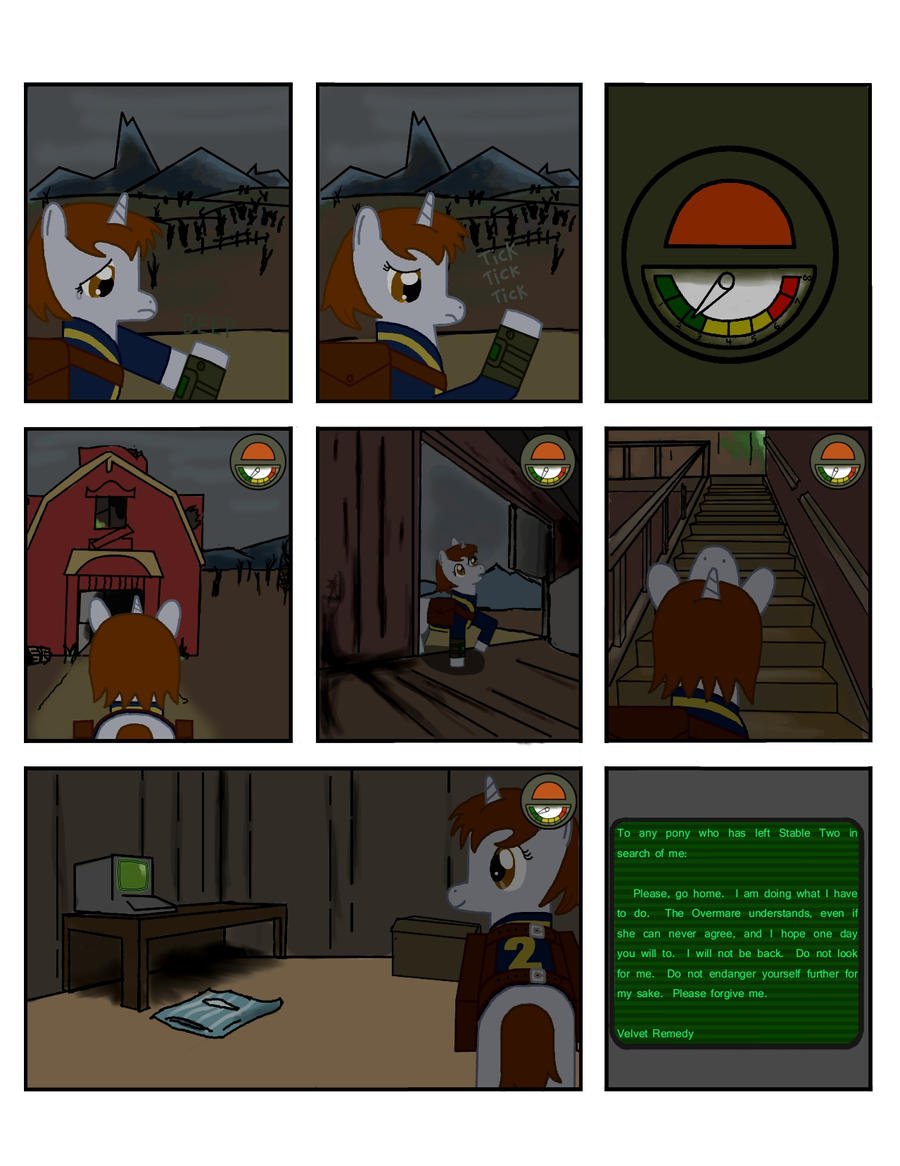 Fallout Equestria: THDC Issue 2 Page 3