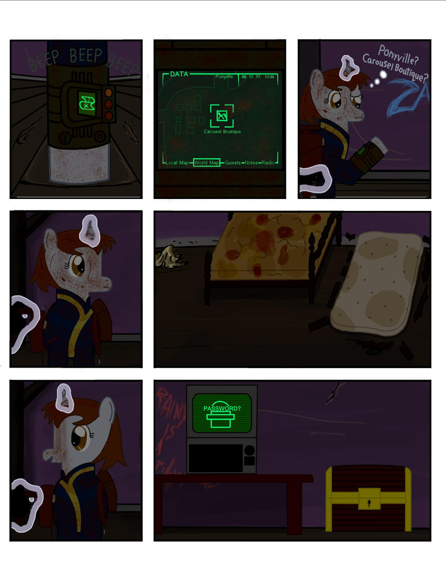 Fallout Equestria: THDC Issue 2 Page 21