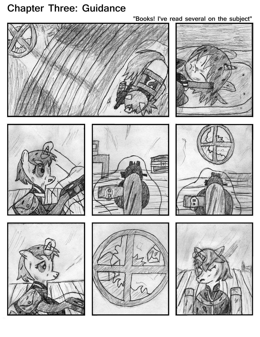 Fallout Equestria THDC CHPT3 Page 1