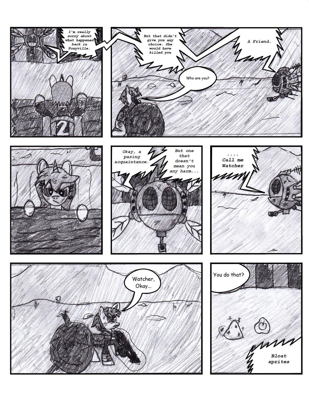 Fallout Equestria THDC CHPT3 Page 17