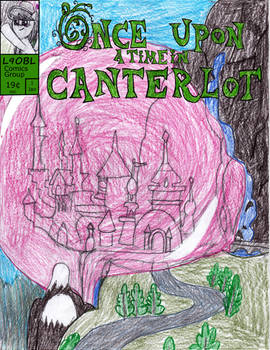 Once Upon a Time In Canterlot: The Comic