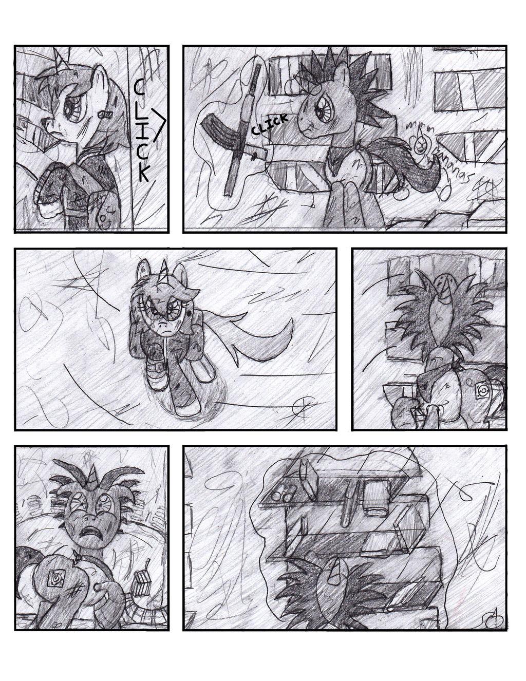 Fallout Equestria THDC CHPT3 Page 40