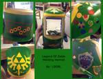 Legend Of Zelda Welding Helmet